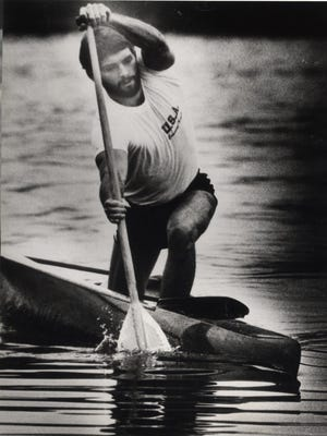 Fountain City native Rob Plankenhorn competed for the United States in the 1984 Olympic Games in Los Angeles in canoeing.