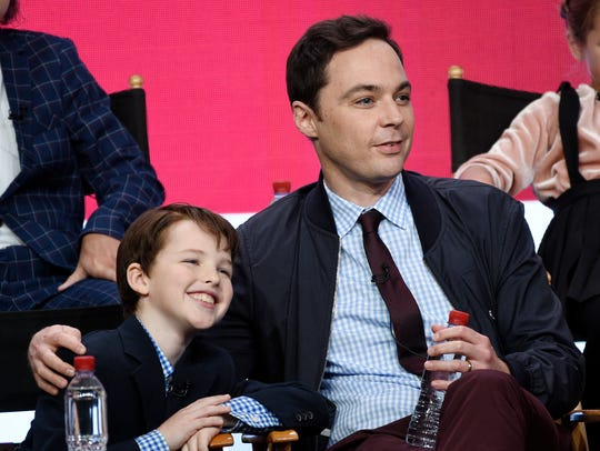 Young Sheldon Is A Genius But Jim Parsons Says He Was A Mediocre