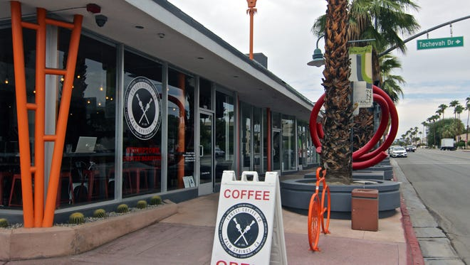 Bootlegger Tiki, Ernest Coffee and Dish Creative Cuisine are three new food-service businesses to open near each other on North Palm Palm Canyon Drive in Palm Springs. The California Legislature will consider a measure that would eventually raise the state's minimum wage to $15 an hour, which could affect the region's hospitality industry.