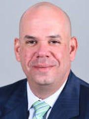 Byron Ellis is Mike Neu's Chief of Staff