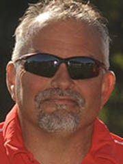 Pleasant boys and girls soccer coach Randy Owings
