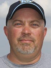 River Valley head football coach Doug Green