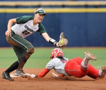Big Ten softball tournament: Ohio State 4, MSU 3