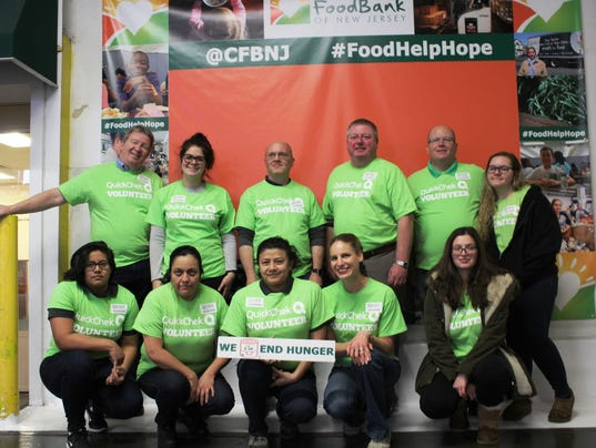 QuickChek team members aid those in need PHOTO CAPTION