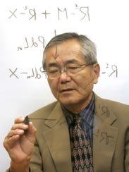 Ei-ichi Negishi