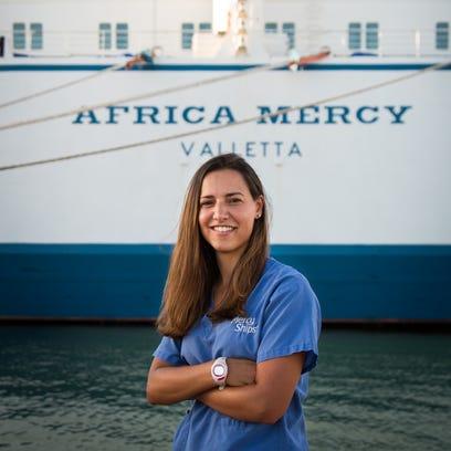 Deborah Mascia, of Yonkers, is a women's health nurse
