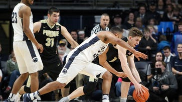 Purdue escapes in overtime at Penn State