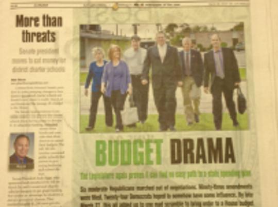 Arizona Capitol Times parent declares bankruptcy