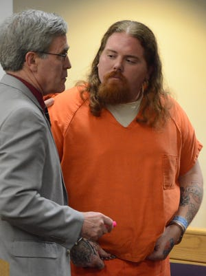 Matthew Starkweather has been charged again with murder in the Jan. 1, 2012, killing of Leeroy Taylor at the Iron Coffins motorcycle clubhouse.