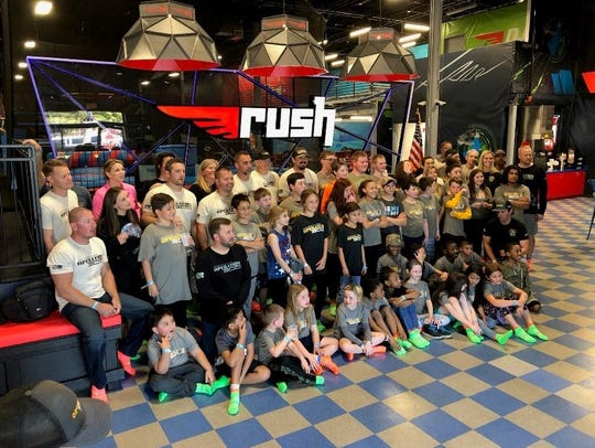 RUSH Jensen Beach recently welcomed over 50 campers