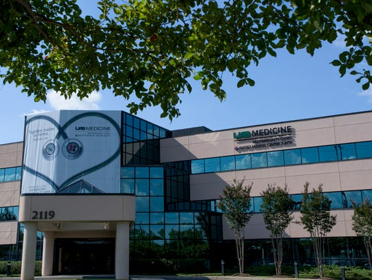Baptist Health opens the new UAB Medicine Multispecialty