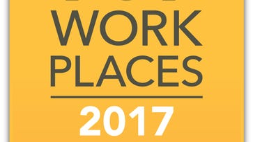 Top Workplaces of Iowa for 2017.