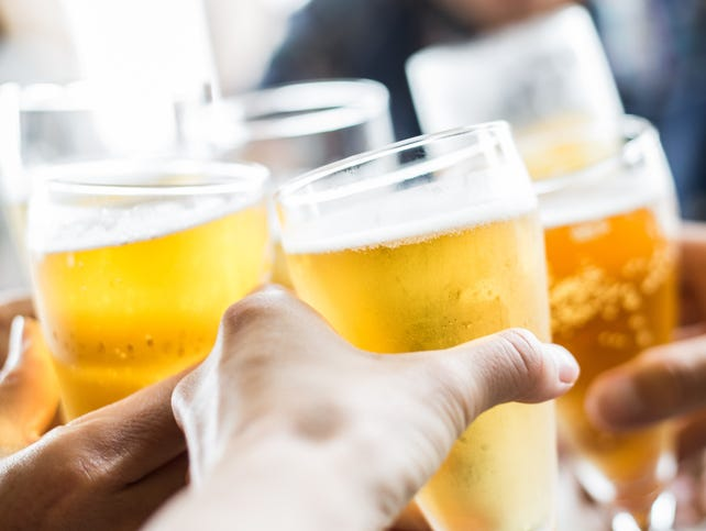 Enjoy a pint or two at Yard House. Enter to win a $100 gift card 7/25-8/20.