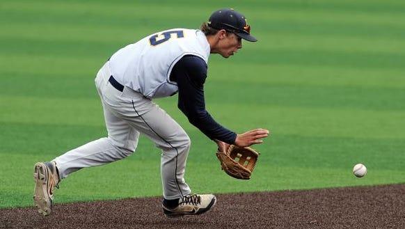 2014 AGR Baseball POY Dale Wickham - Victor