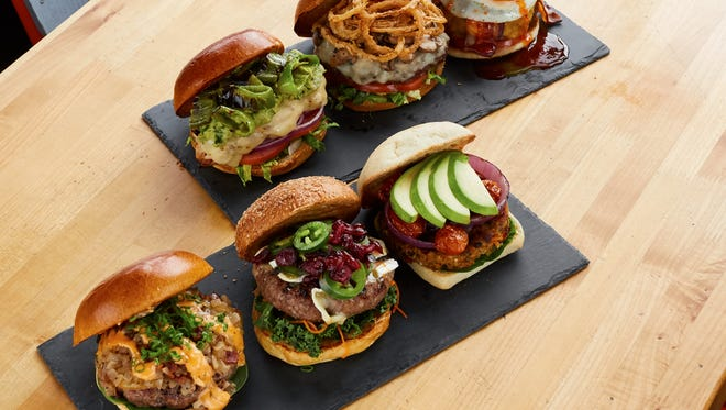 The Counter is giving dads free burgers on Father's Day.