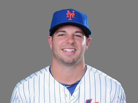 The 2012 Big Ten Player of the Year, Kevin Plawecki is knocking on MLB's door.
