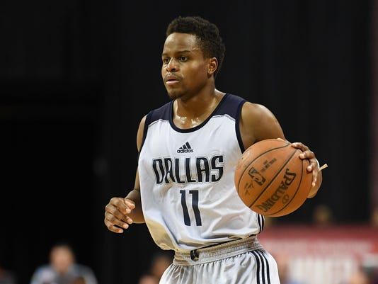 NBA: Summer League-Dallas Mavericks at Los Angeles Lakers