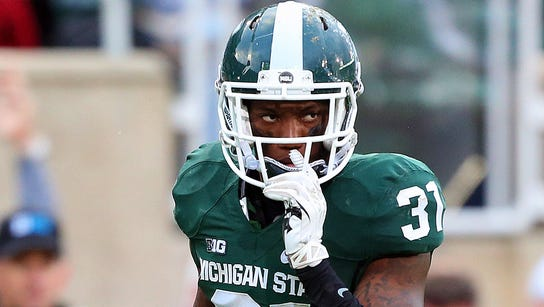 Darqueze Dennard won the Jim Thorpe Award in 2013,