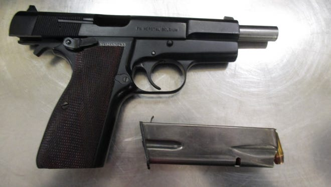 Transportation Security Administration officers prevented a passenger from bringing a loaded handgun on board a plane Monday at a Asheville Regional  Airport checkpoint.