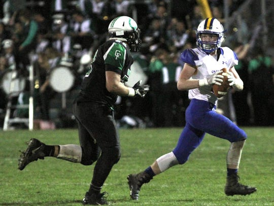 The Ontario Warriors are looking to turn things around after a 2-8 season by letting things be decided on the football field.