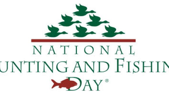 National Hunting and Fishing Day is Sept. 26.