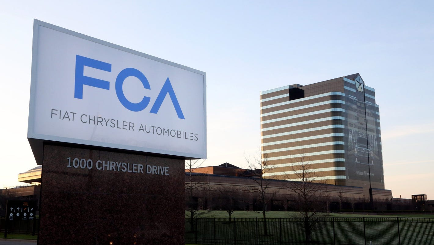 Fiat Chrysler shows big profit boost for 2017; workers get $5,500 each