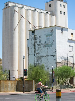The area surrounding the Hayden Flour Mill in Tempe has become one of the most attractive places for Southeast Valley residents and visitors.