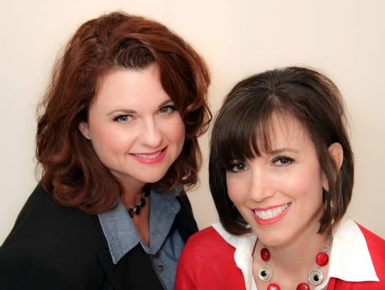Kathy Helgemo and Melinda Means are the creators of