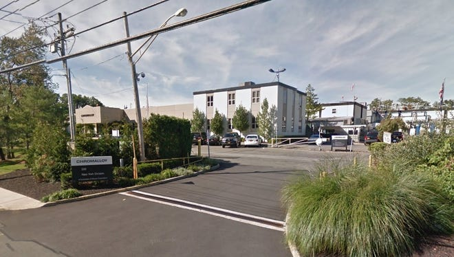 An employee at Chromalloy's facility in Orangeburg was diagnosed with Legionnaire's  disease.