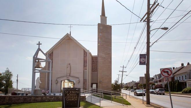 St. Joseph Roman Catholic Church in Dallastown Monday June 27, 2016