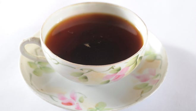 A woman is alleged to have given her young son tea instead of medicine when he was sick. He died.