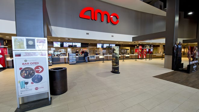 The fully renovated AMC Newport on the Levee 20 movie theater will have its official reopening Wednesday, Nov. 22, 2017, featuring recliner seating, a Dolby cinema, new food and drink offerings, and a fully stocked bar.