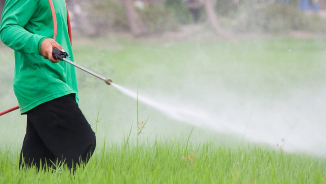 Fines relating to pesticides jumped from $18,748 2015 to 85,938 in 2016.