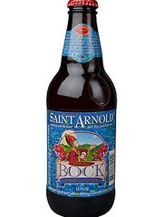 Saint Arnold brewing offers a great seasonal beer in its Spring Bock, as well as beer that can sustain your fast.