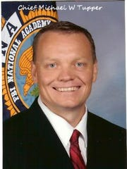 Marshalltown Police Chief Michael Tupper