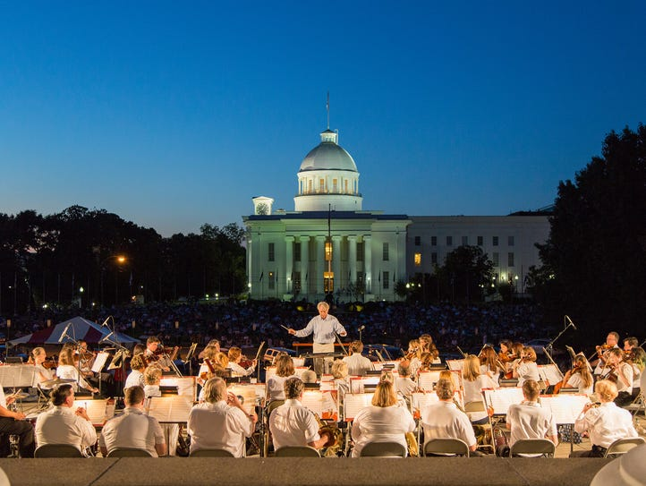 Montgomery Symphony Orchestra's annual Jubilee Pops