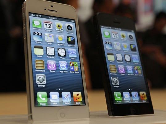 Apple iPhones