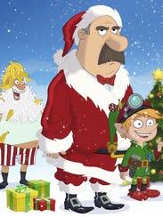 How Murray Saved Christmas, Dec. 24 (Sunday at 7:30
