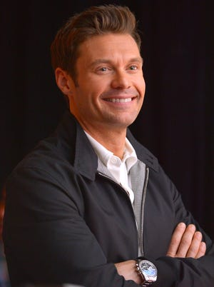 Single no more? Ryan Seacrest attends the iHeartRadio Music Festival at the MGM Grand Garden Arena on Sept. 20 in Las Vegas.