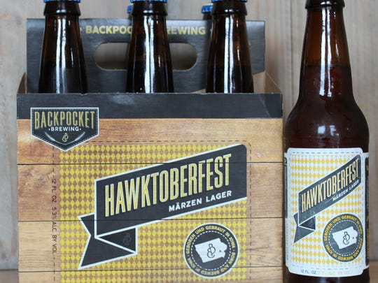 Backpocket Brewing's Hawktoberfest