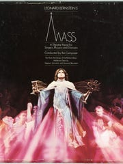 Leonard Bernstein's 'MASS: A Theatre Piece of Singers, Players and Dancers'' conducted by the composer.