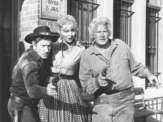 Richard Boone in a Have Gun Will Travel episode