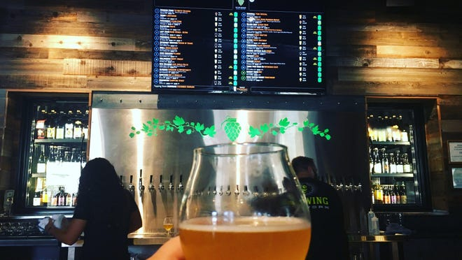 The Hop Grenade Taproom at Foothills shopping center plans to close Dec. 28.
