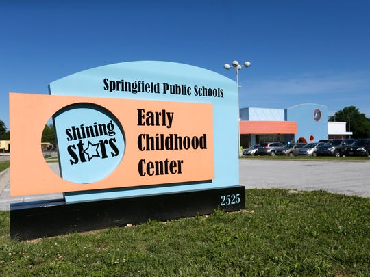 Shining Stars Early Childhood Center, 2525 W. College St.