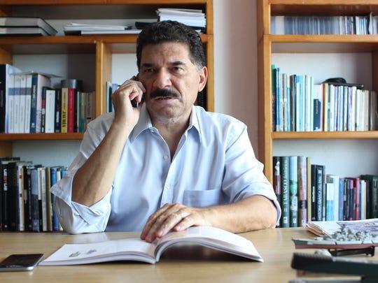 Gerardo Priego Tapía, a former senator who was coordinator of President Felipe Calderon's 2006 campaign.
