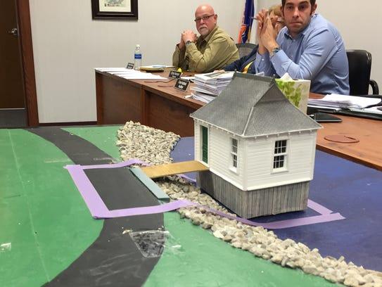 Port Clinton City Council passed an ordinance authorizing