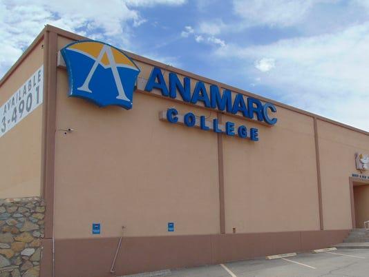 Anamarc building