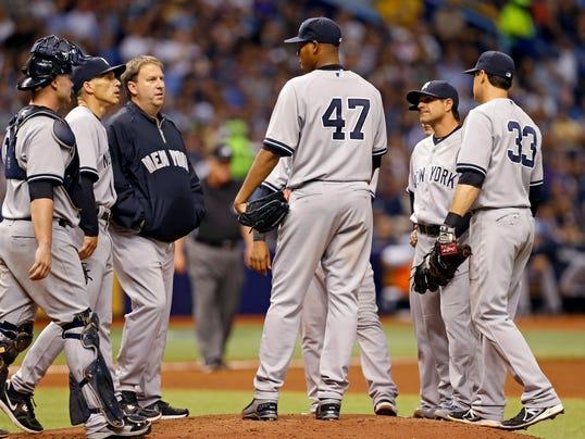 Yankees Ivan Nova April 19 2014