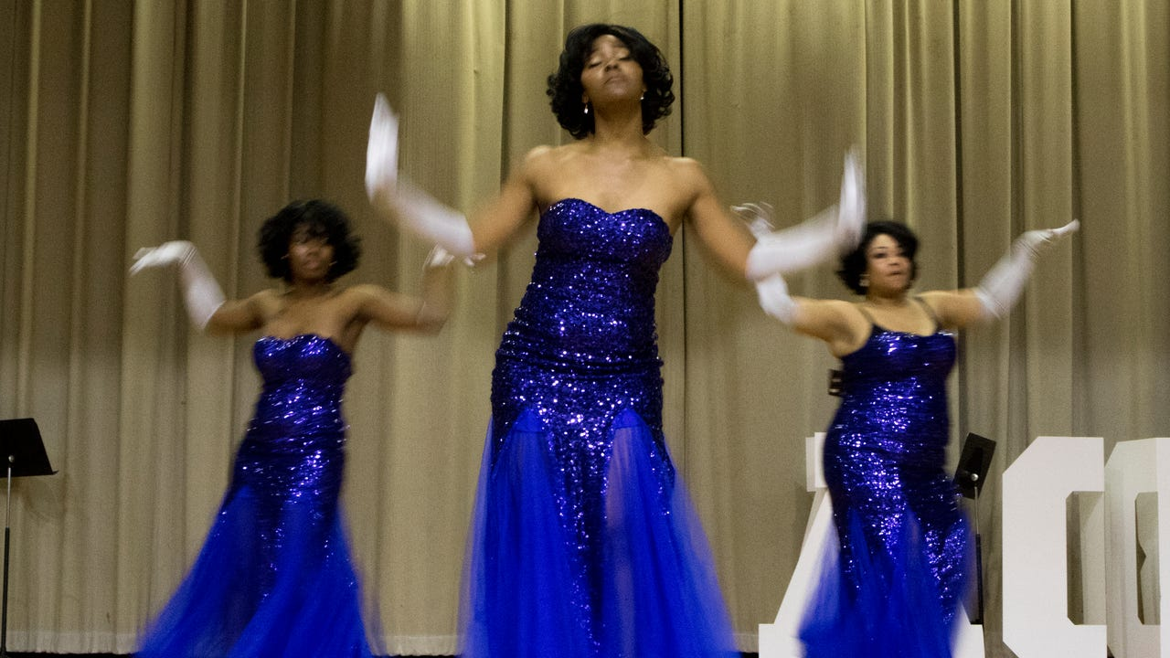 """Director Christal Wheeler talks about the challenges of putting on a stage production as large as """"Dreamgirls,"""" and what she's learned from doing so."""