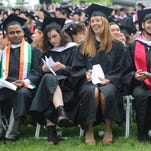 Photos: Vassar College 2018 commencement